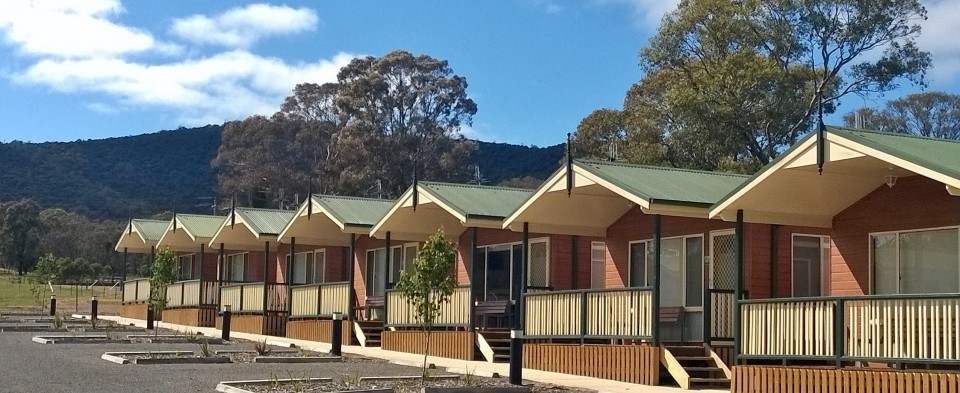 Variety of accommodation