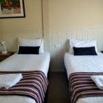 Split King bed option.